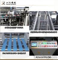 Full-Automatic Flute Laminating Machine