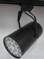New design High Lumens led track light 15w