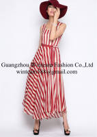 2014 Summer plus size long chiffon maxi dress for girl from our top dress