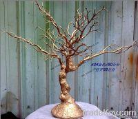 Crystal beaded chains wedding tree, crystal tree centerpiec