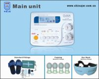 tens unit EA-F20 with 4 channels,CE approved