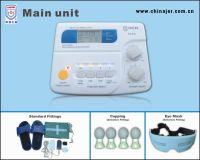 electronic therapeutic massager EA-F24(ISO13485,CE approved)