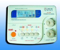 tens acupuncture digital therapy machine massager EA-F20(ISO13485,CE approved)