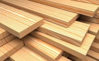 Pine, Spruce, Oak, Beech, Ash & Birch Lumber Wood