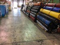 PVC Tarpaulin Roll, PVC Coated Fabric, PVC Banner material