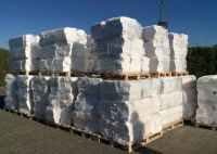 EPS Block Scrap, EPS lump Scrap, EPS Recycled Granules & EPS Hot Melted Ingots