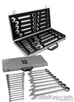 22PCS Ratchet Spanner Tool Set