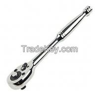 Ratchet handle with quick release