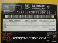 CAT grader 12H