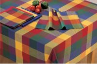 polyester/cotton coffee table cloth
