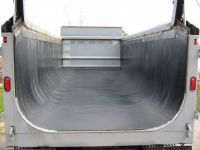 UHMW PE pickup bed liner sheet/Chute Lining sheet for crane and truck