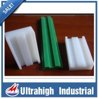 UHMW PE Guide Rail for conveyor Manufacturer in China