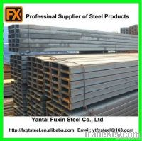 Hot Rolled Steel Channel Beams