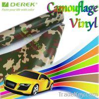Car sticker Film vinyle Carbone fibre Camouflage Foil With Air Channel