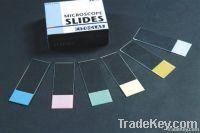 Standard quartz glass slide