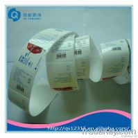 Customized Roll Label Stickers