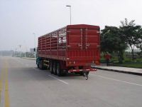 Top Quality 3 Axle 40ft Flatbed Trailer