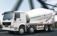 Concrete Mixer truck, heavy truck, china truck, mixer truck