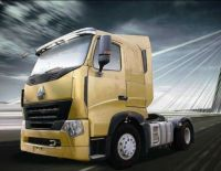 Tractor truck made in China