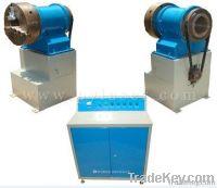 Big Steel Pipe Laser Marking Machine