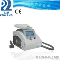 Portable Nd yag laser for Tattoo removal and skin care