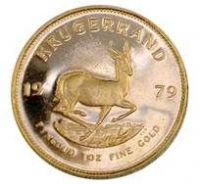 Krugerrand Gold Coins