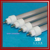 Twin Tube Quartz Infrared Heater Element For IR Heater/Roaster/Baker