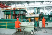Hydraulic press Extrusion