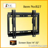 Best-selling 32 inch led tv wall unit (smallest and lightest)