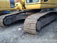 Used Excavator Komatsu PC200