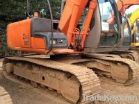 Used Excavator Hitachi ZX120