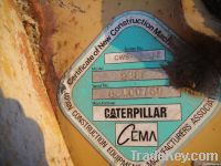 Used Loaders Caterpillar 938F