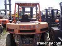 Used Forklifts Heli CPCD80