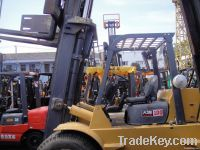 Used Forklifts Dalian CPCD100