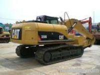 Used Excavators Caterpillar 320D