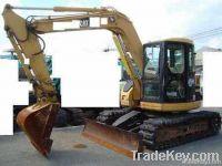 Used Excavators Caterpillar 308B