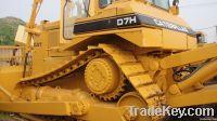 Used Bulldozers Caterpillar D7H