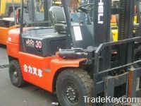 Used Forklifts Heli CPCD30