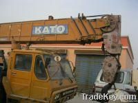 Used Cranes Kato NK500E-III