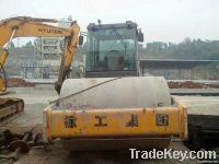 Used Road Rollers XCMG XS202J