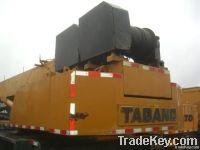 Used Cranes Tadano TG350M