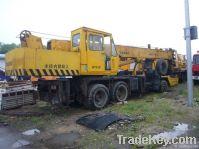 Used Cranes Tadano QY25E