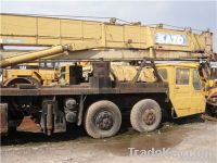 Used Cranes Kato NK350