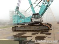 Used Crawer Cranes Kobelco CKE2500