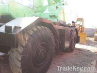 Used Rough Terrain Cranes Kobelco KR250-II
