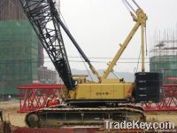 Used Crawler Cranes Hitachi SCX2500