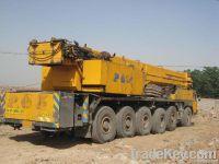 Used Cranes Libeherr 160T