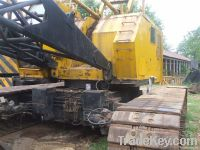 Used Crawler Cranes Kobelco 75T