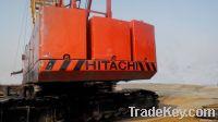 Used Crawler Cranes Hitachi KH700