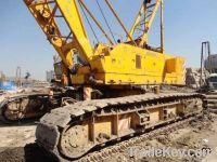 Used Crawler Cranes Hitachi KH700-2